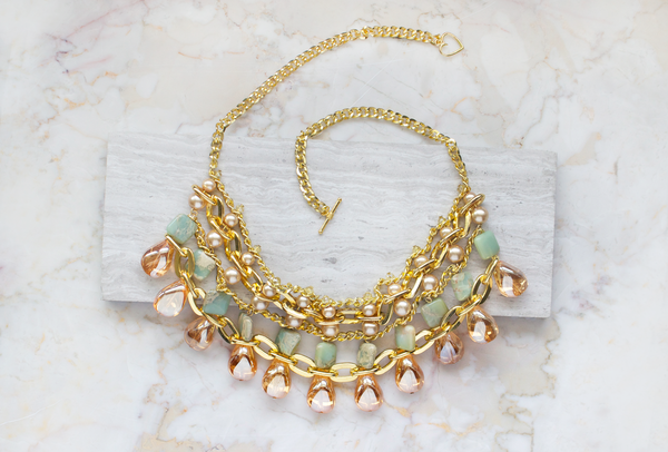 Sahara Statement Necklace