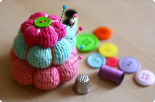 Posey Pincushion