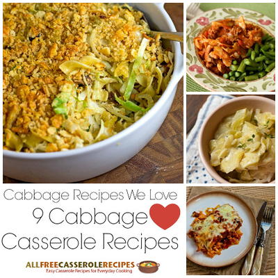 Cabbage Recipes We Love 9 Cabbage Casserole Recipes