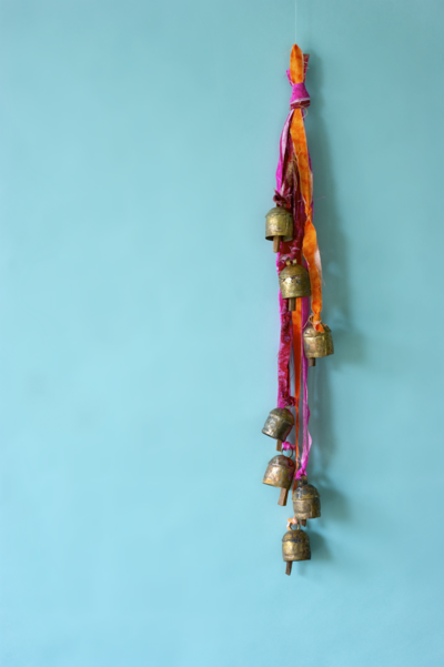 Anthropologie Knockoff DIY Wind Chimes