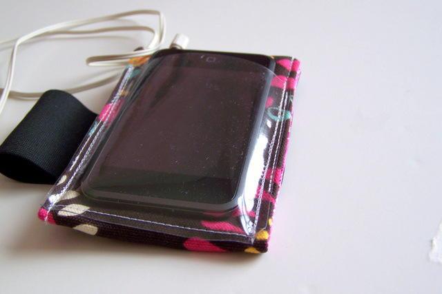 diy ipod armband case. Black Bedroom Furniture Sets. Home Design Ideas