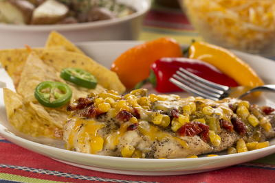 Southwestern Chicken Packets