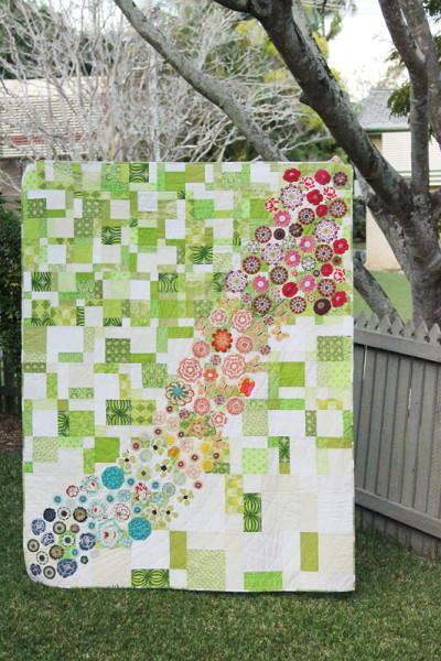 Australian Spring Quilt Favequilts Com