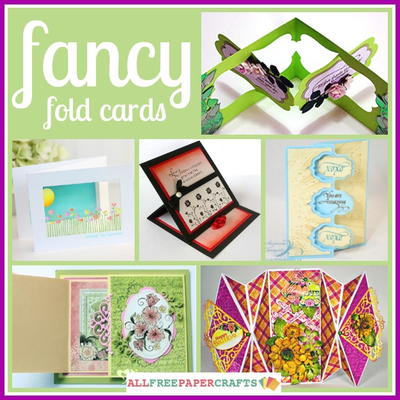 14 Fancy Fold Cards