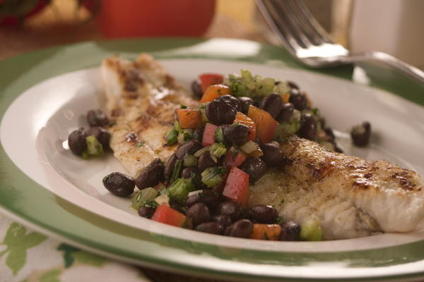 Southwestern Grilled Catfish