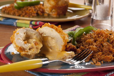 Southwestern Stuffed Chicken