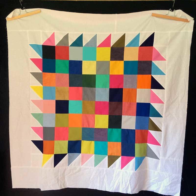 Modern Navajo Quilt Pattern Favequilts Com