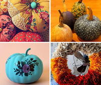 25+ Decorative Crafts for Fall