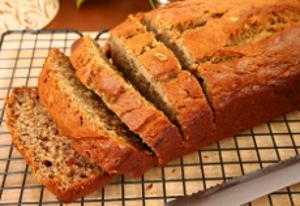 Fluffy Banana Bread