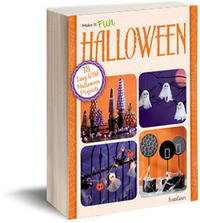 18 Easy DIY Halloween Projects free eBook