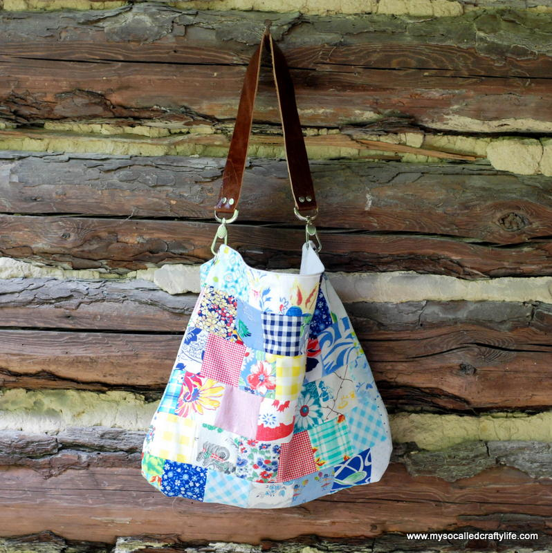 Patchwork DIY Tote Bag