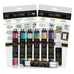 Deco Foil Transfer Sheets