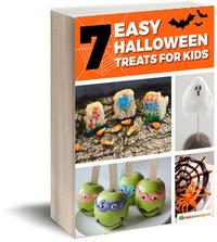 7 Easy Halloween Treats for Kids free eBook
