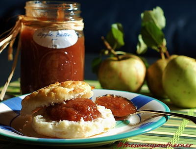 Paulas Southern Apple Butter
