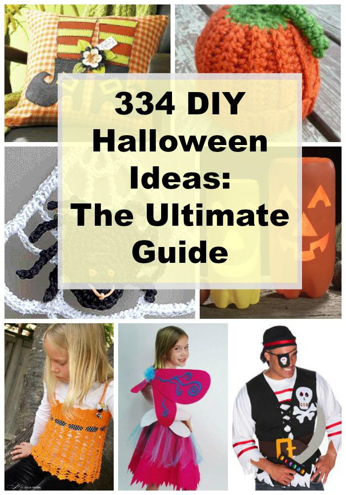 406 diy halloween ideas favecraftscom - Diy Halloween Projects