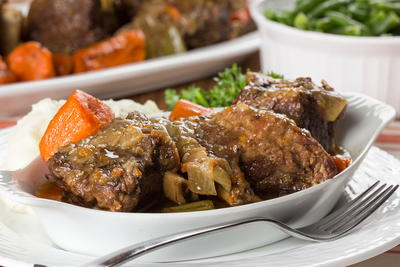 Braised Country Short Ribs