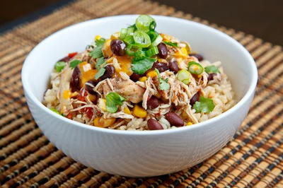 Slow Cooker Chicken Santa Fe