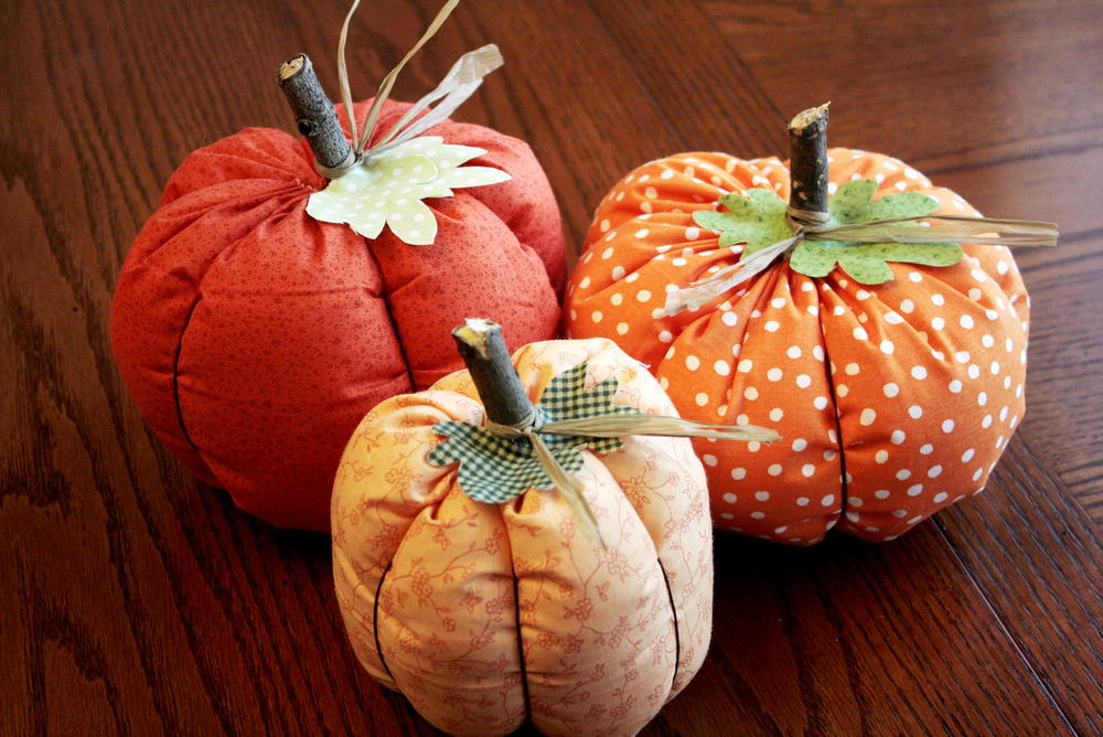 22 sewing pumpkin patterns other pumpkin craft ideas - Making a pumpkin keg a seasonal diy project ...