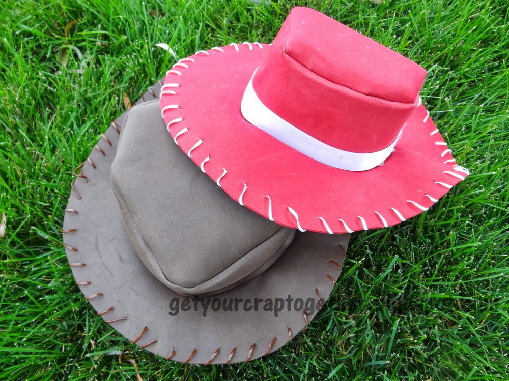 Diy Cowboy Hat Allfreesewing Com