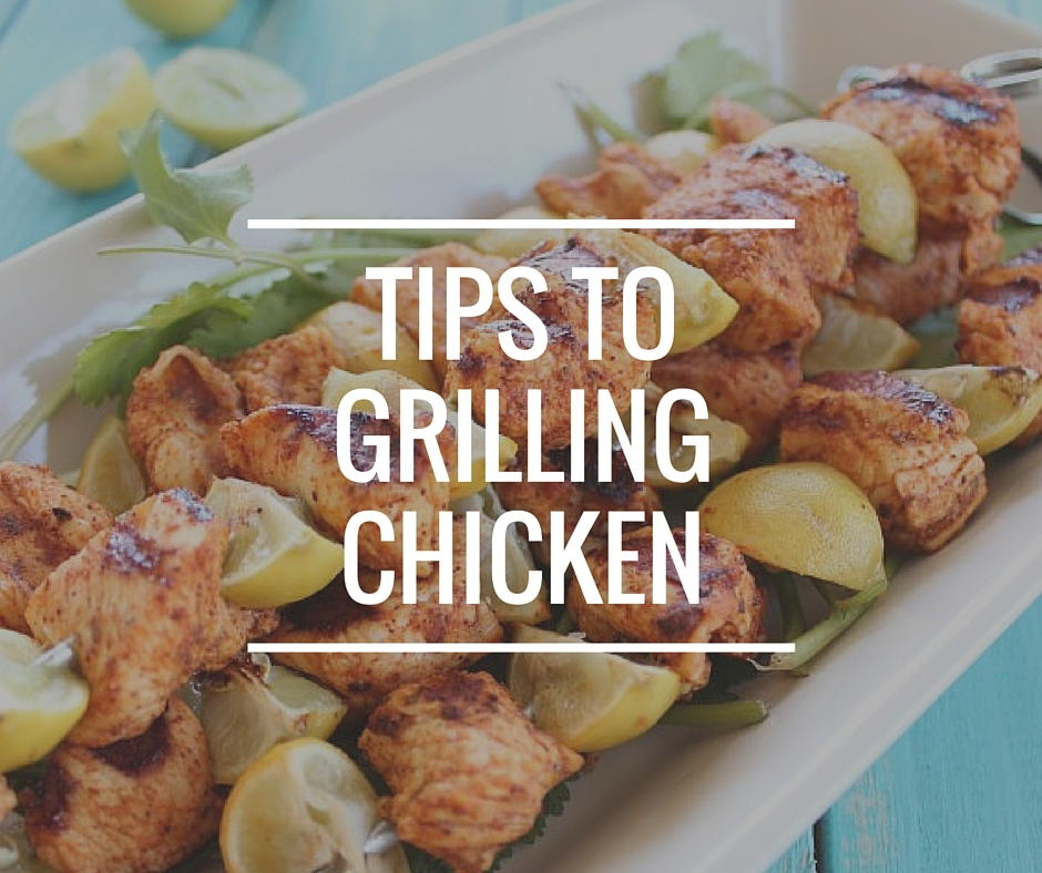 Healthy Recipes Cooking Tips: How To Grill Chicken: How Long Does It Take To Grill