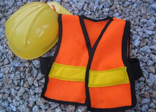 How to Make a Construction Worker Vest