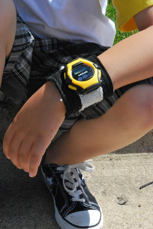 Boys' Cuff Watches