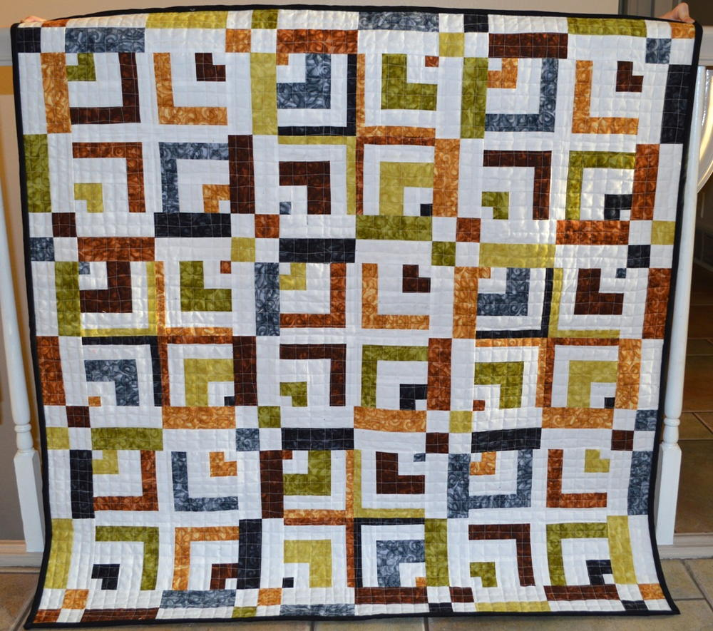 Traffic Jam Baby Quilt Favequilts Com