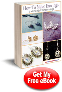 How to Earrings: 5 Wonderful Wire Earrings Free eBook