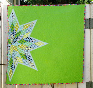 8-Point Lone Star Quilt