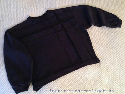 Parisian Runways Sweater