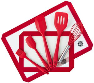 StarPack Ultimate 7 Piece Silicone Baking Set Giveaway