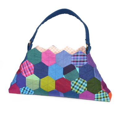 How to Make a Hexagon Handbag