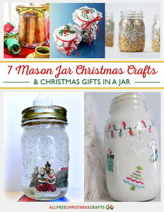 13 Country Christmas Craft Ideas: country christmas gifts to make