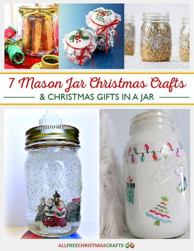 Christmas Crafts For Kids 12 Mason Jar Crafts Allfreechristmascrafts Com