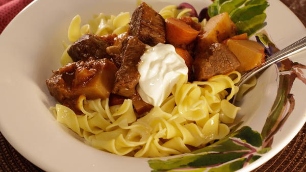 Old Fashioned German Goulash