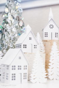 32 Stunning Winter Paper Craft Ideas