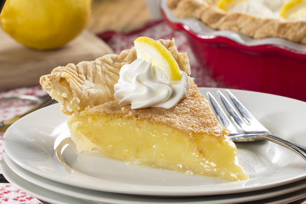 Lemon Chess Pie Mrfood Com