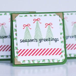 Seasons Greetings Card Set