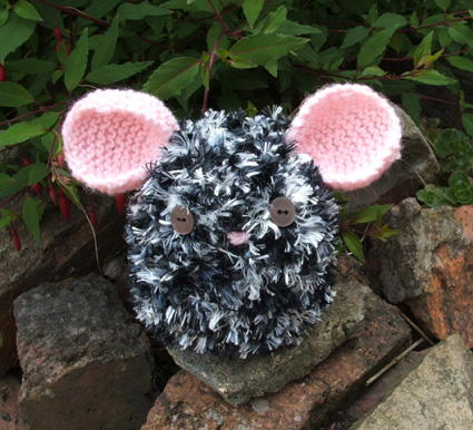 Knitted Chinchilla Pattern