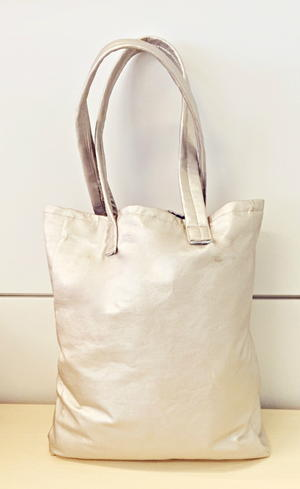 Champagne Supernova DIY Tote Bag