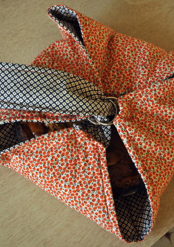 How to Sew a Pie Tote
