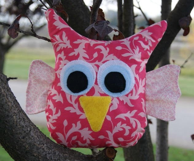 Hoot Owl Stuffed Animal Pattern Allfreesewing Com