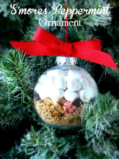 S'mores Christmas Tree Ornament