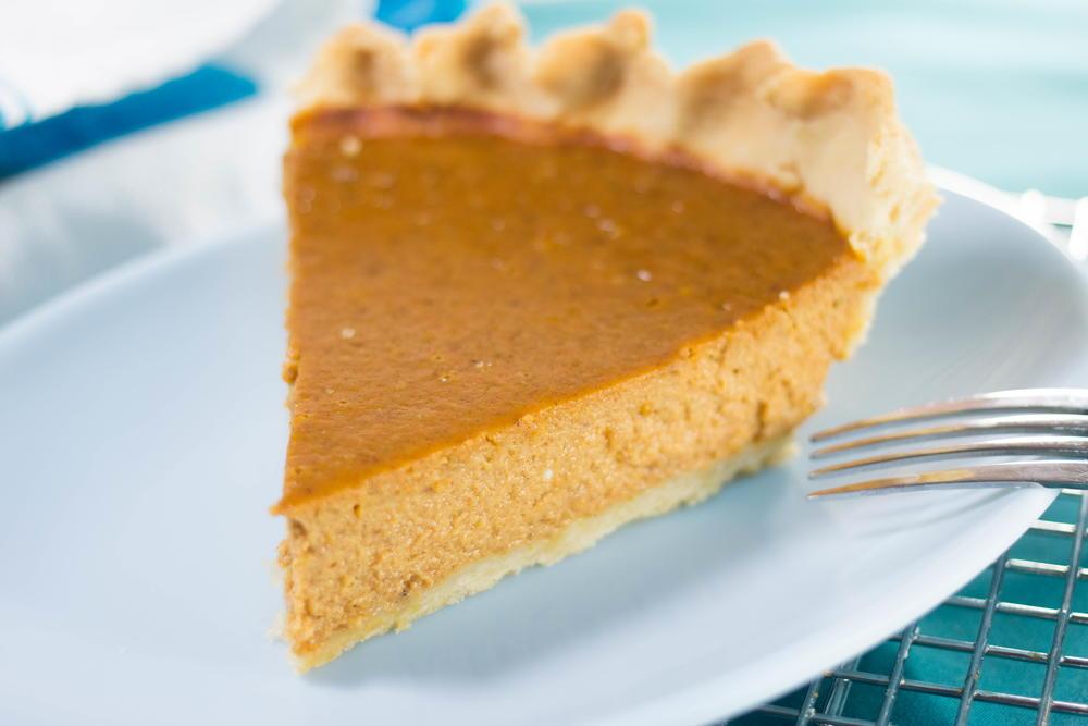 Gluten Free Pumpkin Pie | FaveGlutenFreeRecipes.com