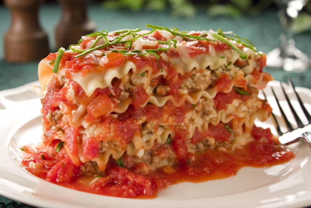Beef Lasagna Recipe Food Network