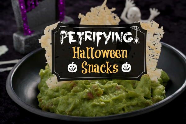 Petrifying Halloween Snacks