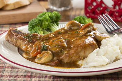 Mouth-Watering Pork Chops