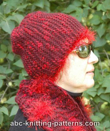 Quick and Easy Garter Stitch Hat