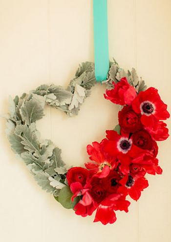 Loveable Floral Wreath