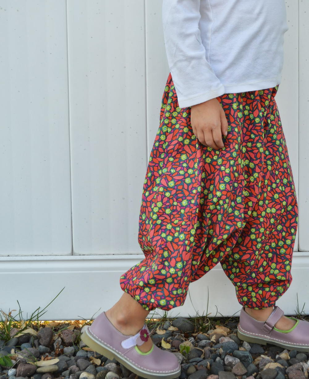 Harem Pants Pattern Allfreesewing Com